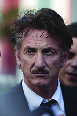 Sean Penn (no credit needed)