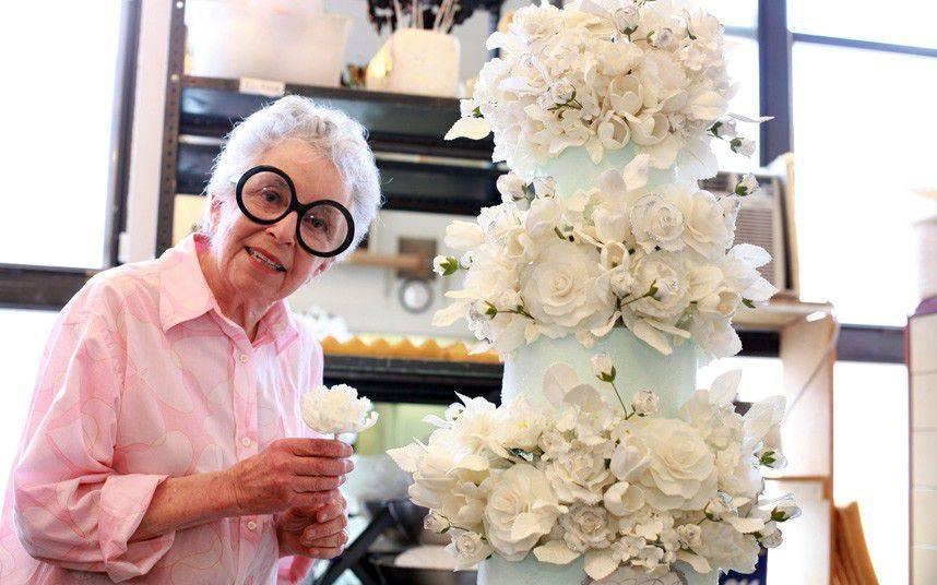Best Cake Maker In The World Sylvia