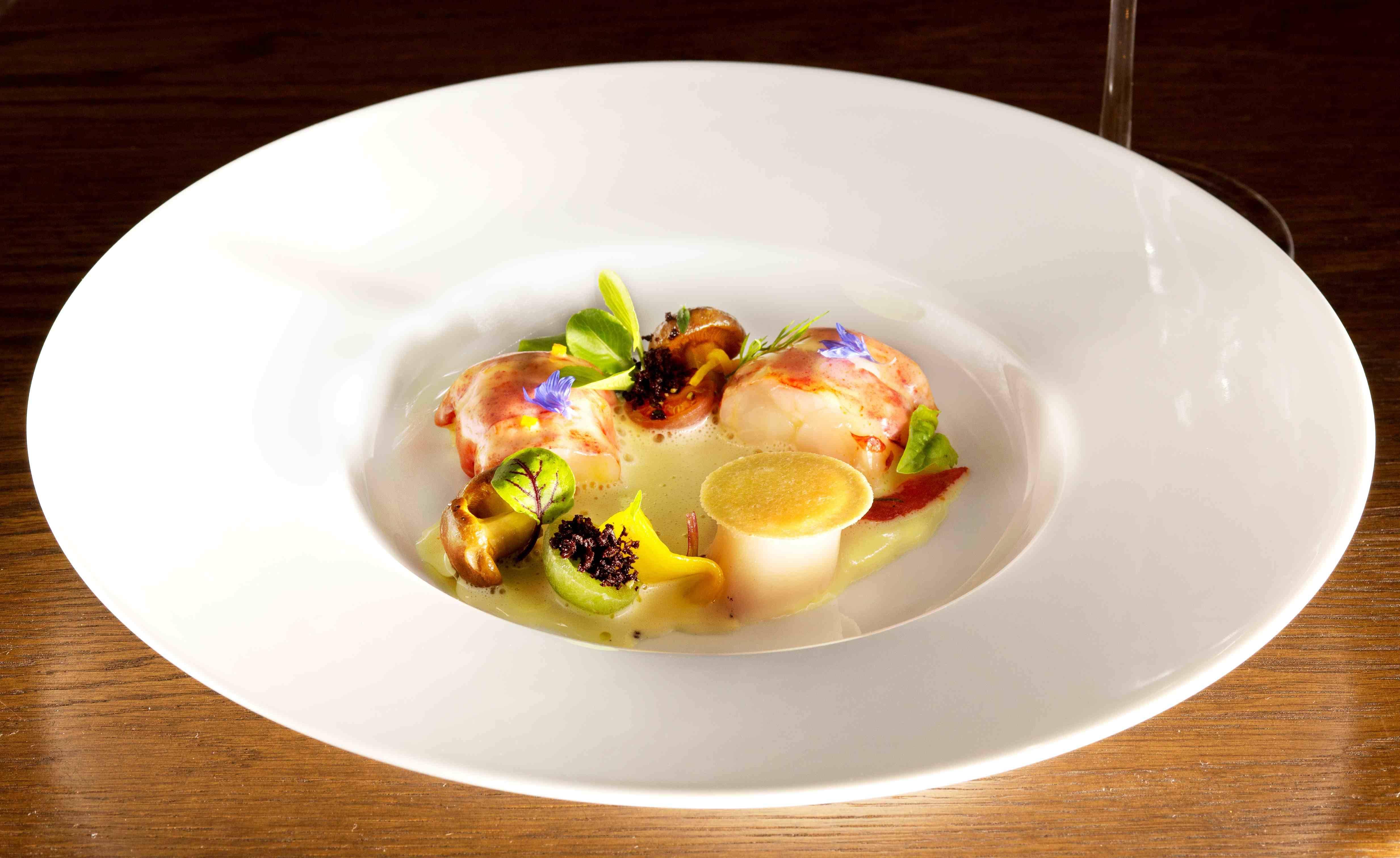 Sleek new haute cuisine restaurant will be hidden in plain for Haute cuisine