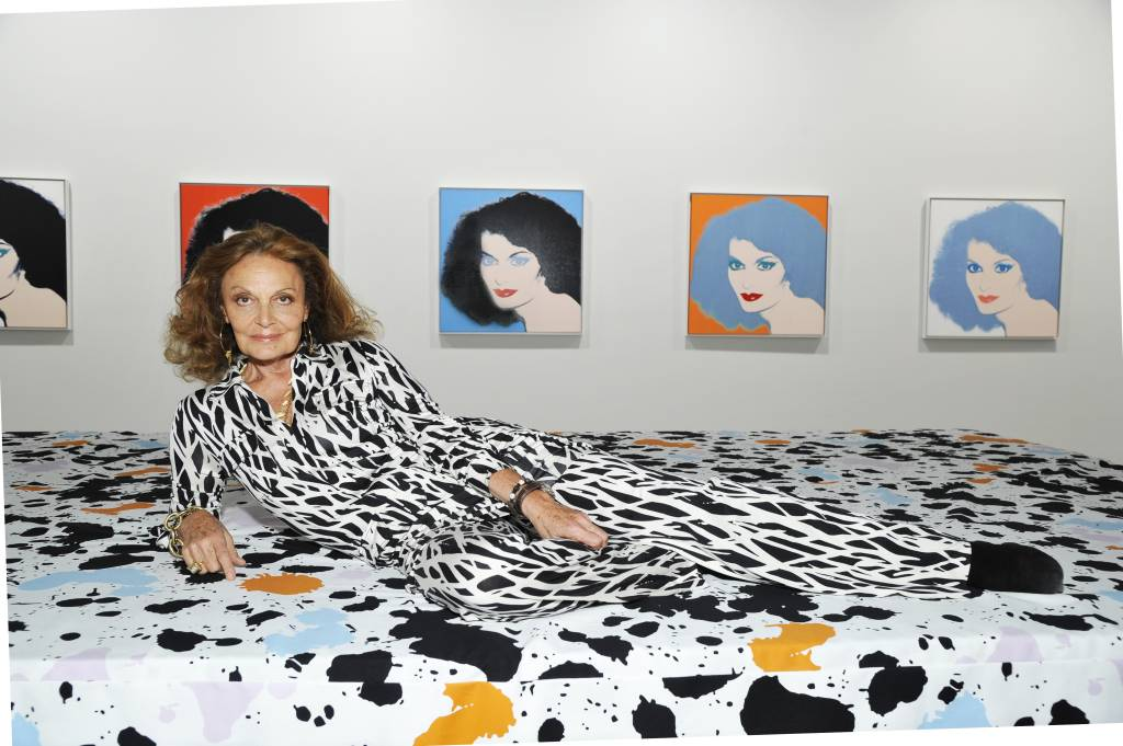 Courtesy of DVF