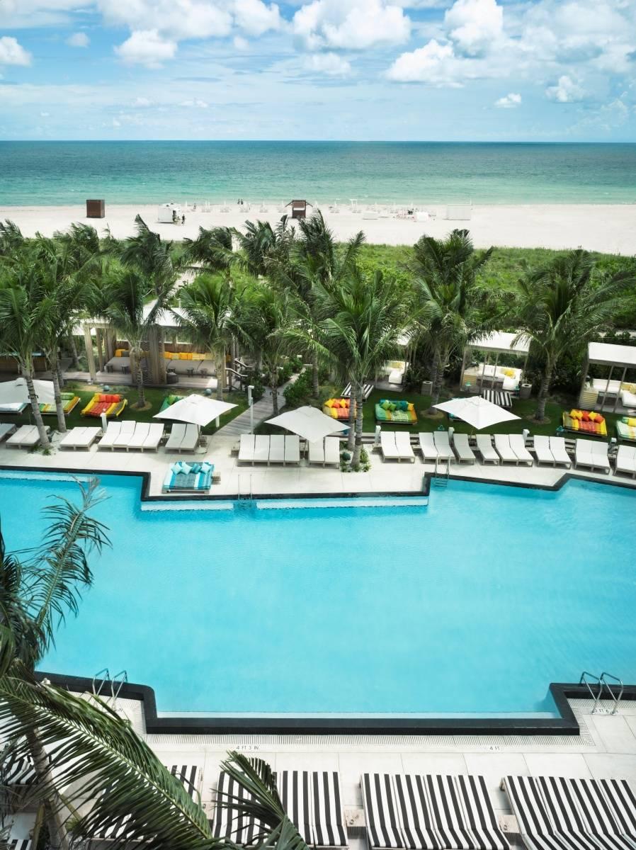 The W Hotel On Miami Beach Launches Quot Mega Flavors Mega