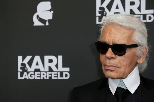 Karl Lagerfeld Store Opening In Munich