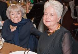 Margrit Mondavi and Eleanor Coppola  Credit: Drew Altizer Photography