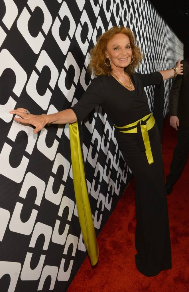 Courtesy of Getty Images for DVF