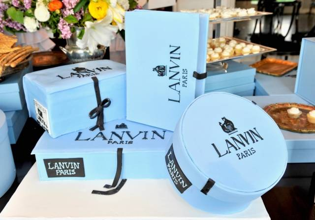 Photo by Chelsea Lauren/Getty Images for Lanvin