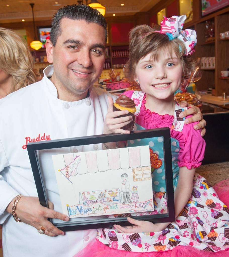 Cake Boss Make A Wish Foundation
