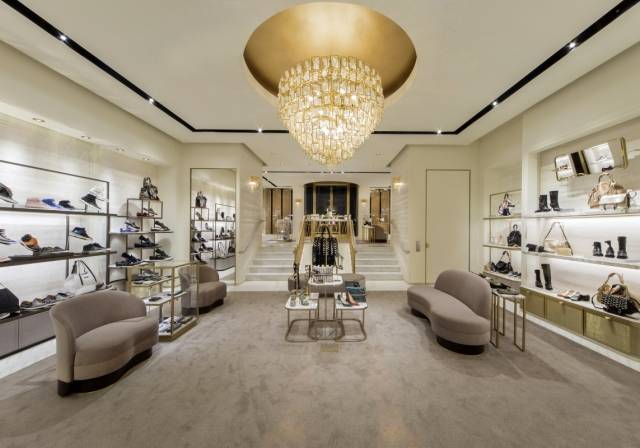 Jimmy Choo Unveils Remodeled Rodeo Drive Boutique