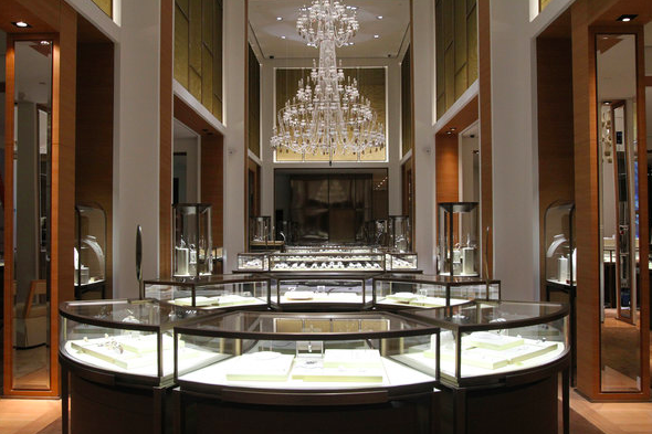 Cartier Opens New Two-Story Boutique in Manhattan