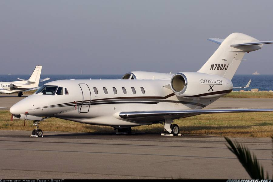 Cessna Citation X Sets Coast To Coast Speed Record Pictures To Pin On