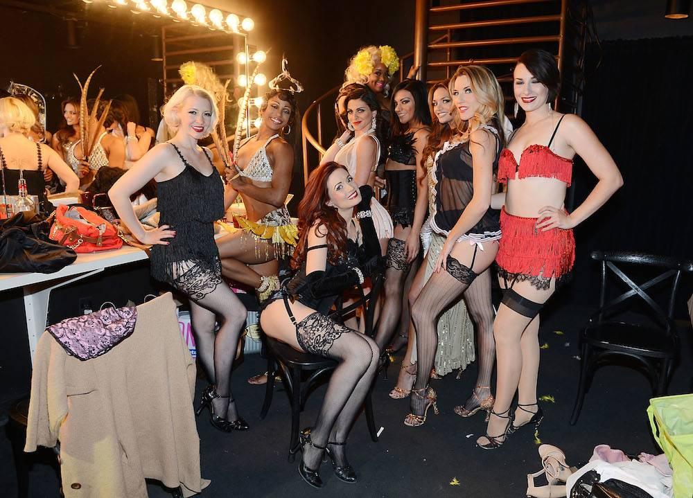 Boozy girls next door sucking strippers swinging cocks at cfnm party - 2 5