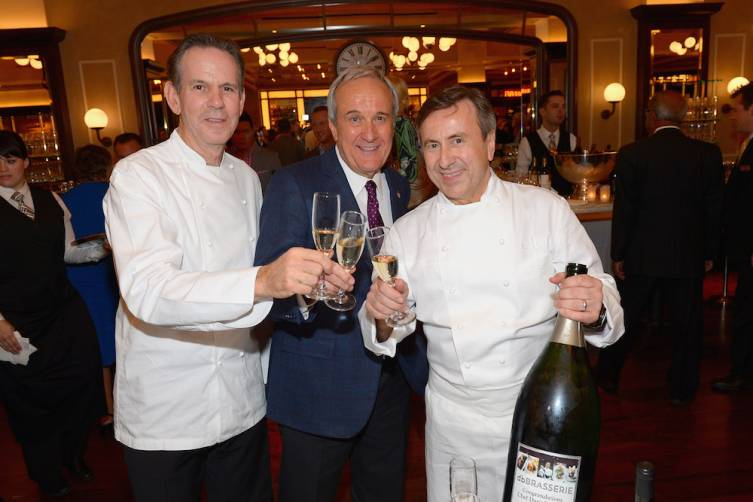 Chef Daniel Boulud Celebrates His Return To Las Vegas With The Opening Of db Brasserie Inside The Venetian Las Vegas