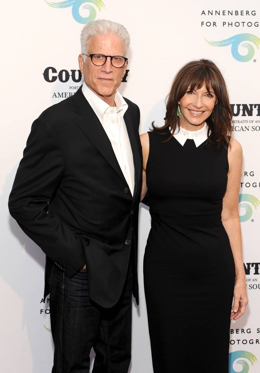 Mary Steenburgen + Ted Danson