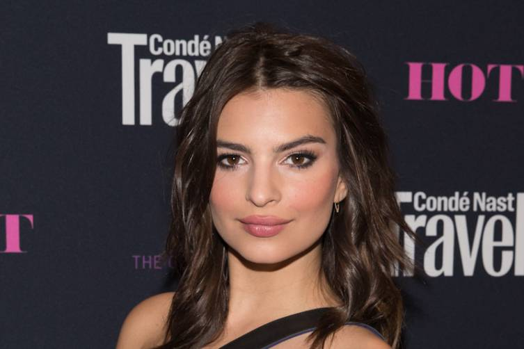 Emily Ratajkowski at Condé Nast Traveler Hot List Party at Rose. Rabbit....-1