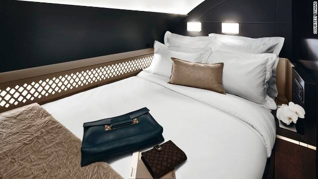 Etihad Airways Luxurious Passenger Jets  New Standard for Inflight Luxury Etihad Airways Luxurious Passenger Jets 1