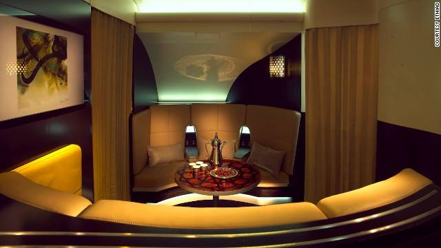 Etihad Airways Luxurious Passenger Jets  New Standard for Inflight Luxury Etihad Airways Luxurious Passenger Jets 3
