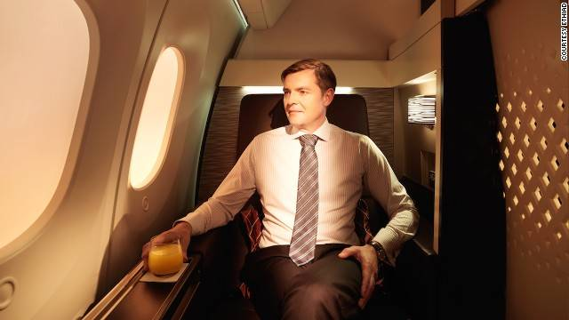 Etihad Airways Luxurious Passenger Jets  New Standard for Inflight Luxury Etihad Airways Luxurious Passenger Jets 4