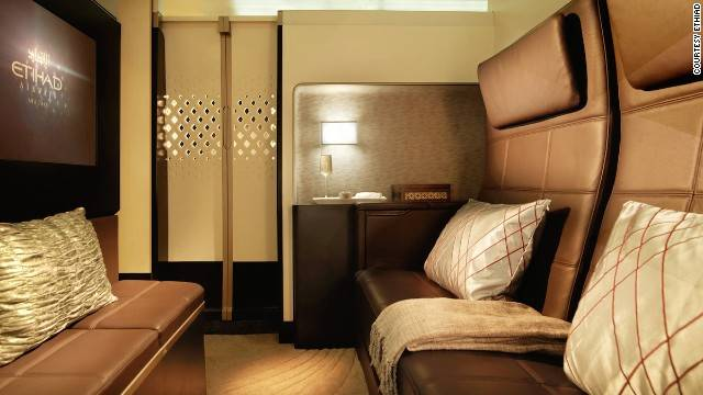Etihad Airways Luxurious Passenger Jets  New Standard for Inflight Luxury Etihad Airways Luxurious Passenger Jets