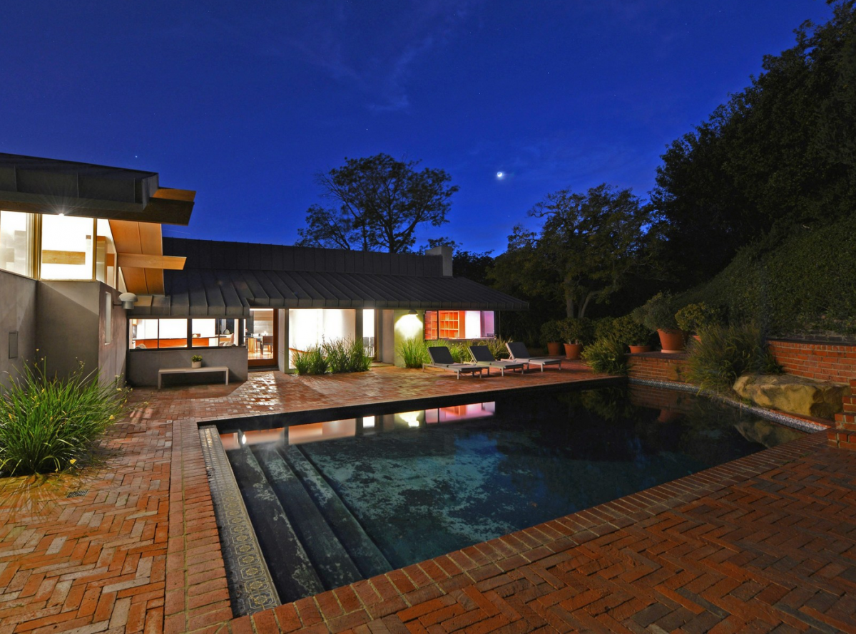 Sotheby's Architectural Promontory Compound