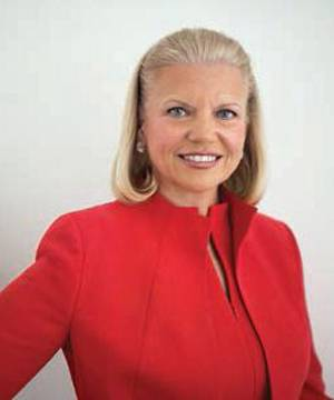 Virginia M. Rometty