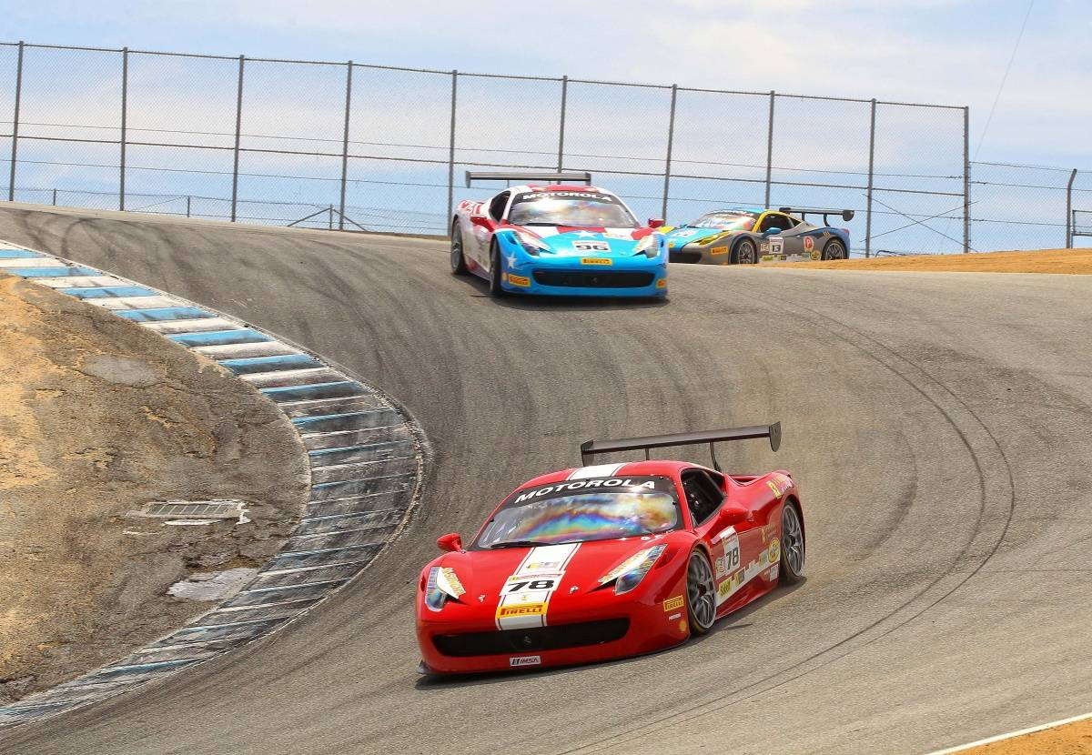 Ferrari Challenge Series