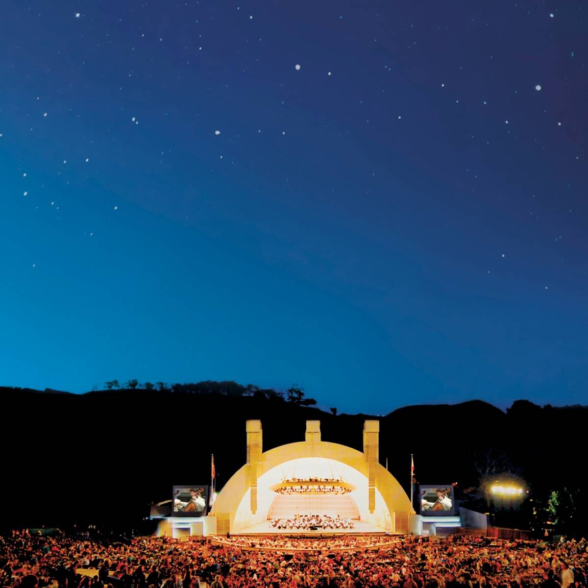 The Hollywood Bowl/Facebook