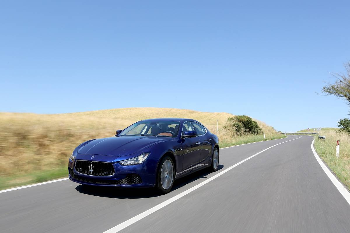 Maserati Named Honored Marque At 2014 Rodeo Drive Concours