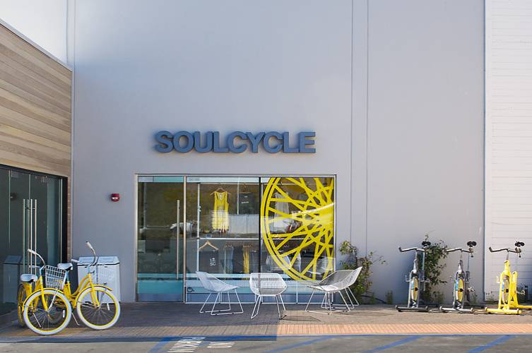 Photo: Soul Cycle