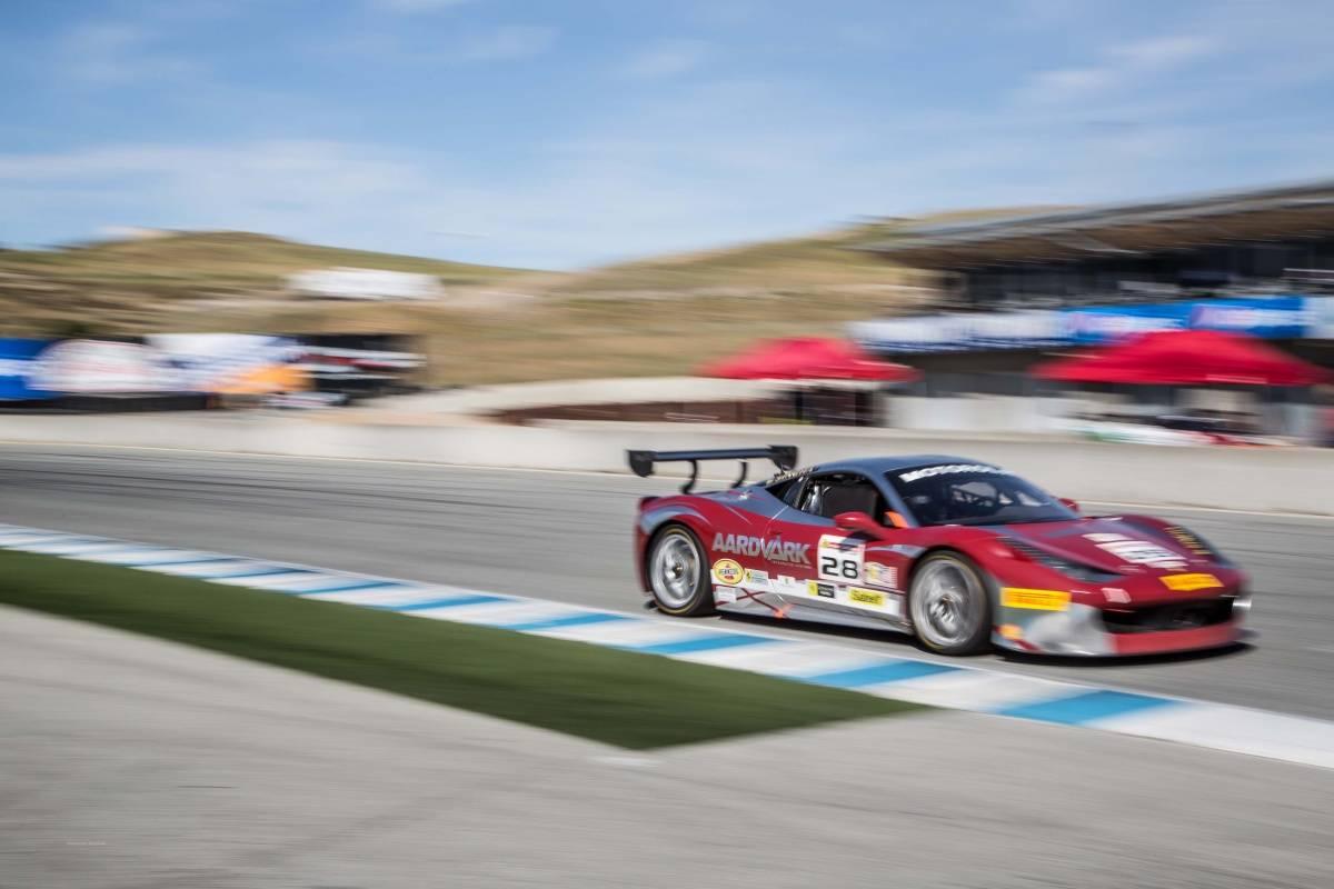 Ferrari Challenge Series - Laguna Seca