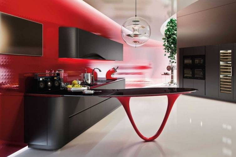 OLA 25 Limited Edition Ferrari Kitchen