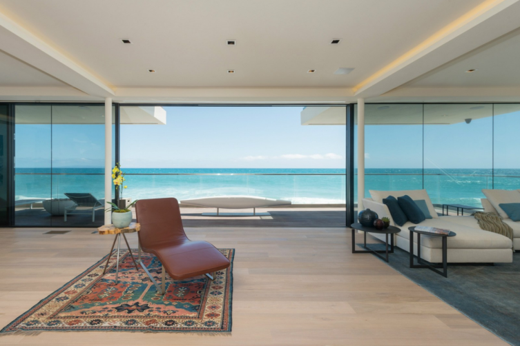 Sleek Architectural Malibu Jewel  - Sotheby's International Realty