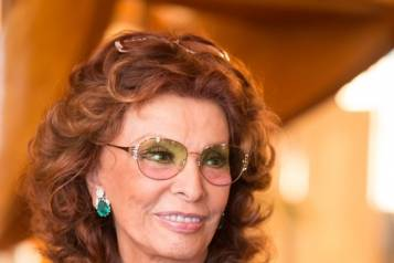 Sophia Loren  Credit: Drew Altizer Photography