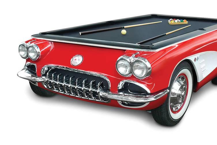 1959 Corvette Billiards