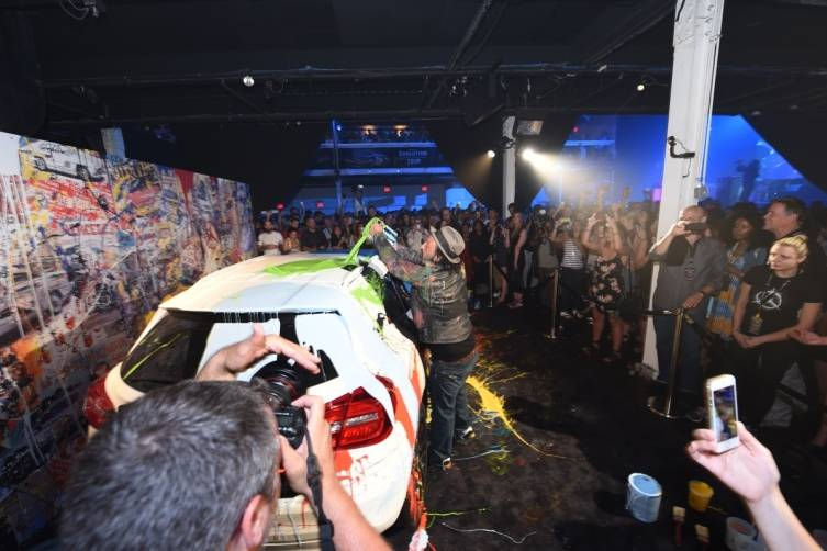 Mr. Brainwash, via Getty Images