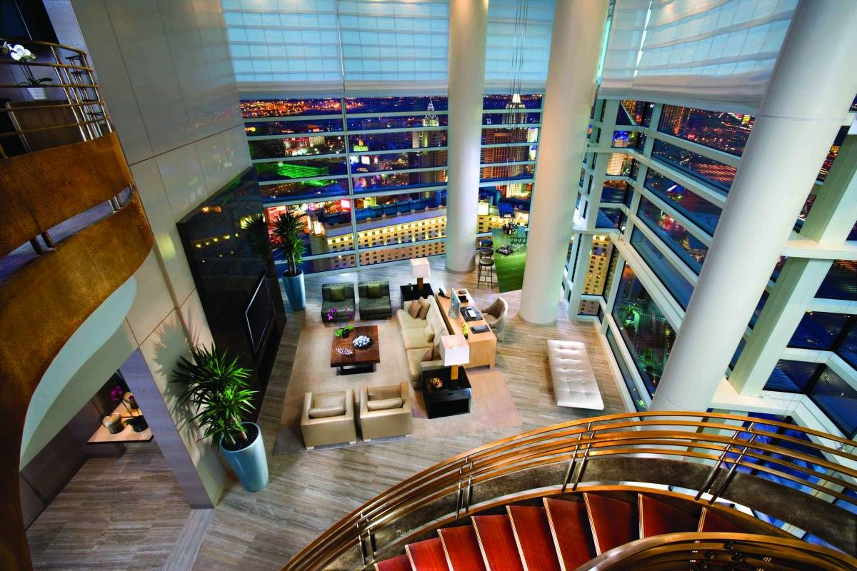 ARIA - Sky Suites - Sky Villa Overview