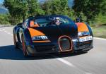 The Bugatti Veyron Grand Sport Vitesse Is A Mythical Beast