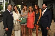 Fashionably Conscious Collection Party at Park Grove Sales Gallery