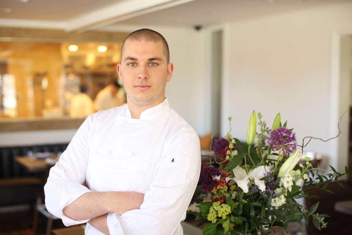 Chef Beck Bolender