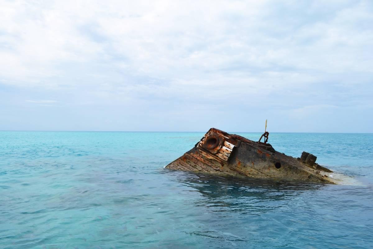 Bermudian Shipwreck