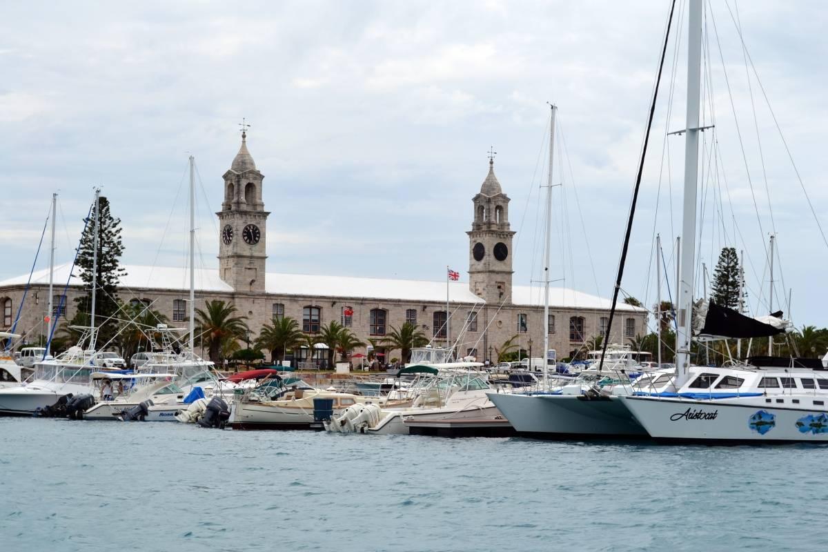 Dockyard Ferry, Bermuda