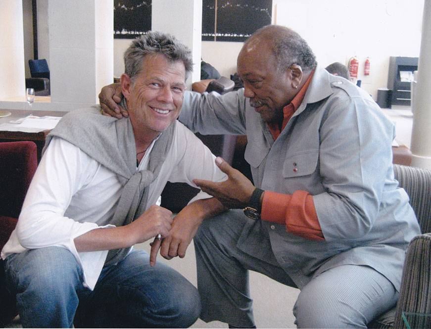 David Foster & Quincy Jones