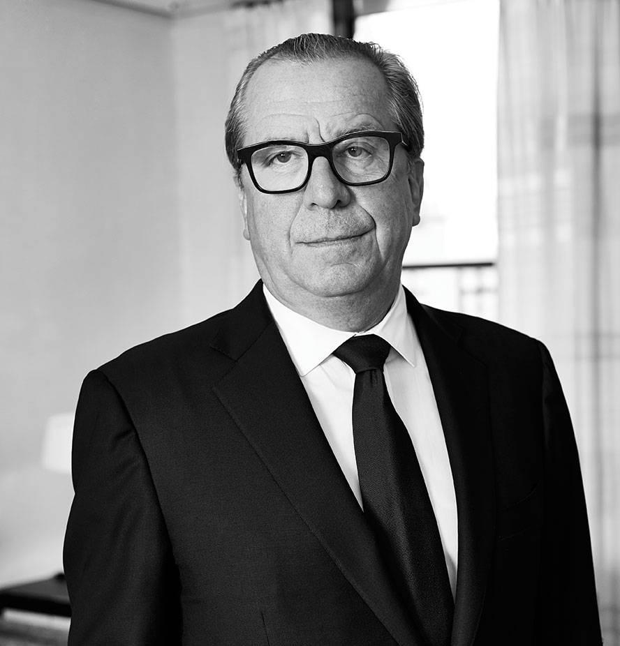HENRI BARGUIRDJIAN - Graff CEO and President