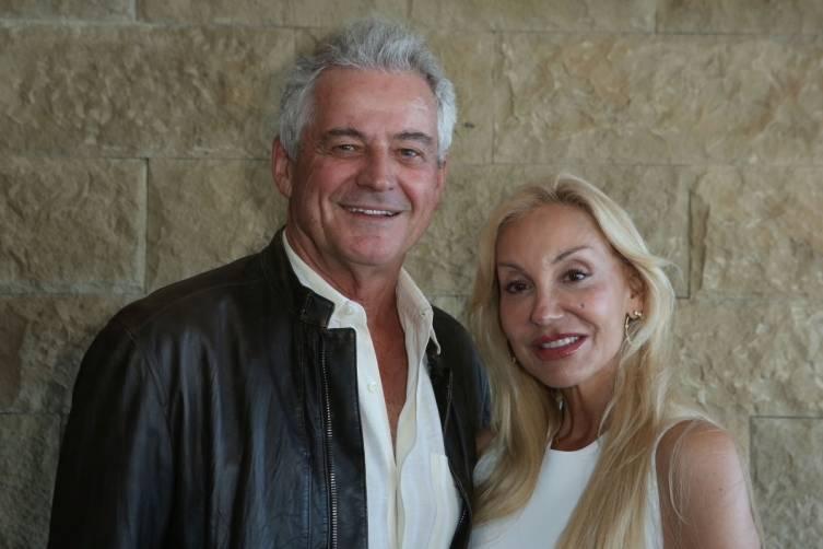 Jim Palmer & Irene Dazzan-Palmer