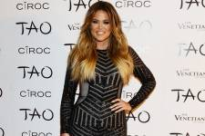 Khloe Kardashian Celebrates Her 30th Birthday at TAO