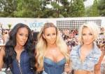 Danity Kane Takes Over The Liquid Pool Lounge At Aria