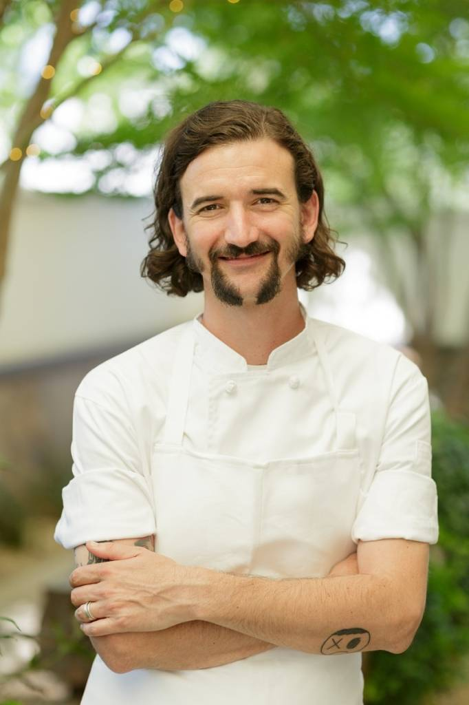 Press Executive Chef Trevor Kunk  Credit Morgan Bellinger