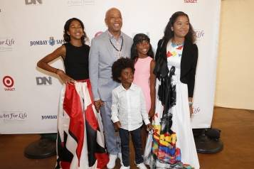 15th Annual Art For Life Gala Hosted by Russell and Danny Simmons