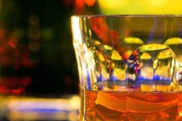 Scotch in a glass  Photo credit- Anthony Mair