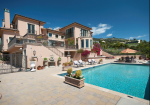 Own this Splendid Tuscan Beaut in Malibu for $7.888 Million