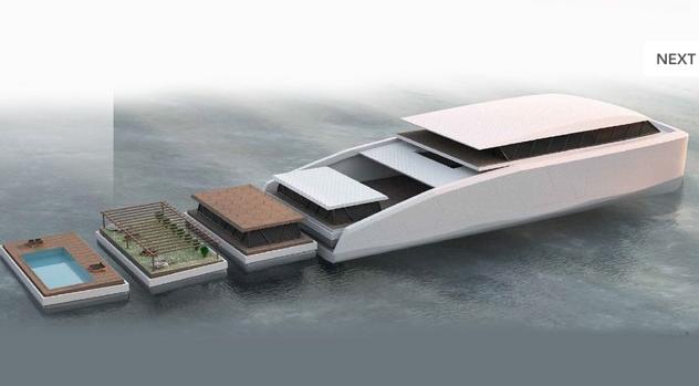 77 metre C-R Evolution Project Plans 1