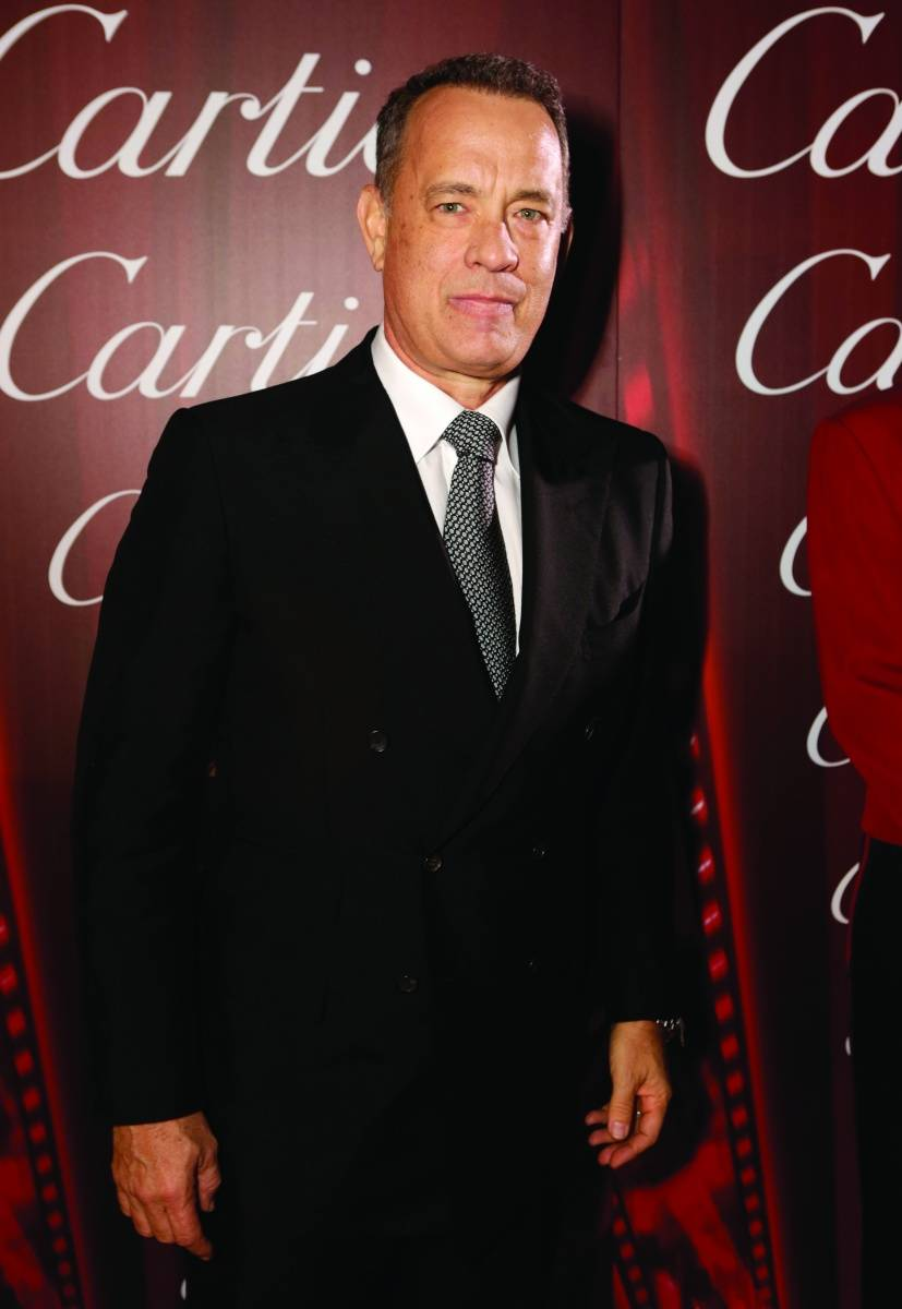 Tom Hanks, Getty images courtesy of PSIFF